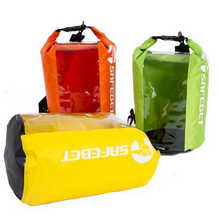 Promotion Waterproof Floating Bag Water Proof 15L Phone Holder Plastic Packaging Bags