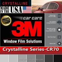 "36"" x 48"" CR70 Crystalline 70% VLT Housing Automotive Car Truck Roll 3M Window Tint Film"