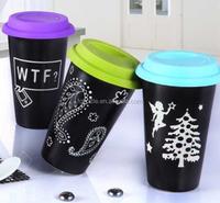 sublimation mugs porcelain tea cups, promotional,porcelain mugs Low bone China cup