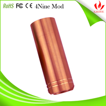Lastest design copper 4nine by Tarsius custom mech mods copper 4nine