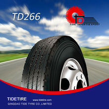 on road tyre in transportation for loading containers,