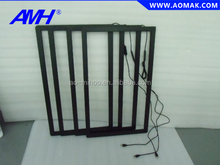 """32"""" touch screen monitor frame Iron Frame Infrared Multi Touch Control"""