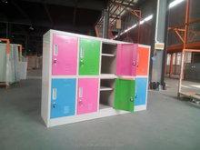colorful steel locker for kids
