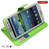 Mobile phone case wallet leather case for Samsung galaxy S3 mini