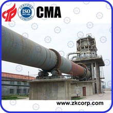 Energy-saving Rotary Kiln With Good Quality Support Roller