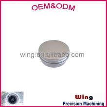 customized aluminum lid