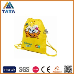 TATA Wholesale Cheap Promotional Small Nylon Drawstring Bag