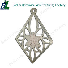 Factory direct sale hollow out sandy make metal medal