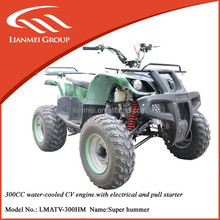 2015 New Products 300cc cheap atv for sale atv quad with CE