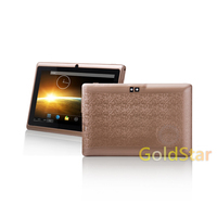 Quad core tablet Q88 made in China Shenzhen Manufacturer Mosaic