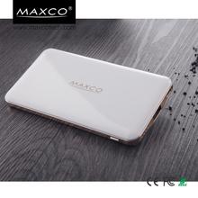 MAXCO 5000 mah External Power Bank Backup Mobile Phone Powerbank Charger