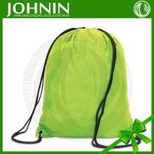 Eco 190T polyester promotion drawstring bag