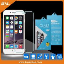 high quality ODM fancy color diamond screen protector for iphonefor iphone6 tempered glass screen protector