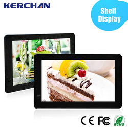 10.1 inch motion activated advertising display playing from SD/USB