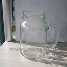 Haonai 210902 glass ware,glass jar