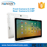 tablet pc quad core 3g 7 inch Q88 10 inch 2gb ram 32gb tablet pc allwinner a13