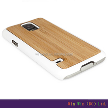 Natural wood handmade wood cell phone case for iphone 6