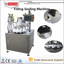 Tube Filler and Sealer Heating Type Plastic Tube Filling and Sealing Machine