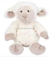 Lamb / sheep soft plush toy by Minkplush - Sam/baby sheep plush toys