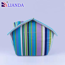 folding pet soft crate dog kennel, folding playpen for pets, folding wire dog cage with double door