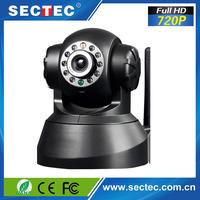 Most selling 720P H264 home HD P2P IP wifi wireless cctv smart ip camera