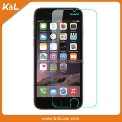 Good quality! For iPhone 5 6 6 plus tempered glass screen protector
