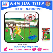 kids outdoor sport basketball stand play set