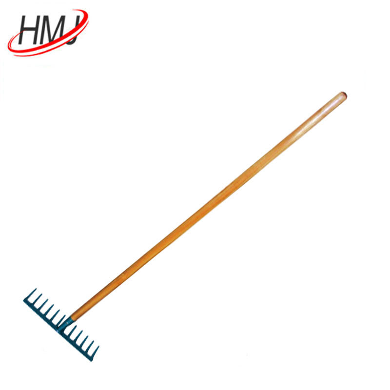 Hay rake leaf grabber rake buy garden rake garden for Gardening tools jakarta