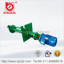 Aibaba Hot Sale Heavy Duty Sand and Gravel Vertical Pump