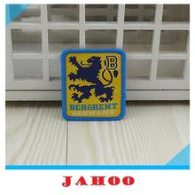 Cheap Clothing Woven Patch With Adhesive Back