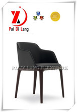 Latest Design Leather Dining Room Chair