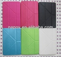 New Products for 2014 PC PU Hybrid Cover Case for ipad mini 2 Phone
