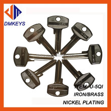 U-5QI High quality door blank keys universal key with cheap price