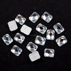 Hotfix Rhinestones Flatback Rectangle Iron On Strass Crystal Clear Acrylic Rhinestones For Wedding Designs New Rhinestones