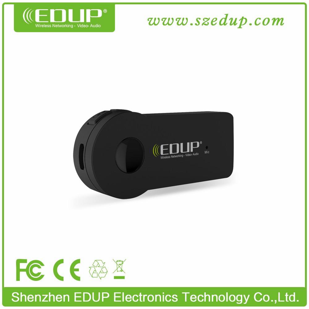 EDUP Car Handsfree With Mic Bluetooth Video Receiver TV Bluetooth Audio Receiver 8 Pin-7.jpg