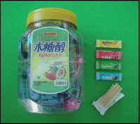xylitoy chewing gum bubble candy