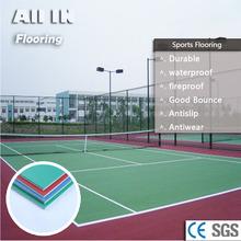 pvc floor skirting EN433 plastic flooirng pvc sports flooring
