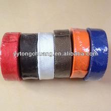 colored fiber gass exhaust insulation wrap/fiber glass tape