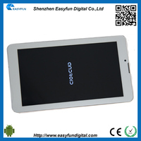 Cheap price video calling android tablet,7 inch MTK8312 dual core ,7 inch city call android phone tablet ,3G China manufacturer