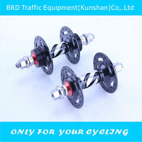 32/36h anodized color bicycle sprockets hub