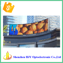 high quality competitive new products nova control waterproof outdoor P10 led display in China