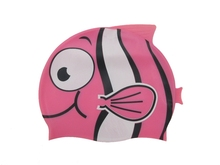 Personal and Colorful Hot selling New Silicone Swimming Cap