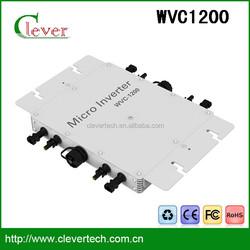 Hot selling renewable solar panel 12/24v dc 220v/230v ac inverter manufacturer