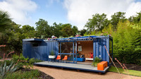 Luxury prefab shipping Container House for hot sale