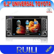 toyota old corolla car multimedia navigation and entertainment system