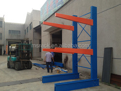 Direct factory recyclable vehicle spare parts cantilever shelf with great price