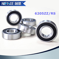 China supplier Cixi Negie factory made high speed precision 6205 motorcycle bearing made in china