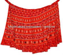 nuevo estilo para mujer envuelven falda falda envolvente