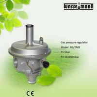 Natural air pressure flow control regulator valve