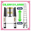 aluminium en131 bamboo ladder
